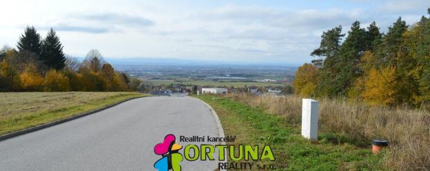 Prodej pozemku pro výstavbu RD - Adamov u Českých Budějovic