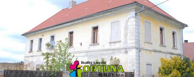 Prodej domu k rekreaci i bydlení na okraji České Kanady