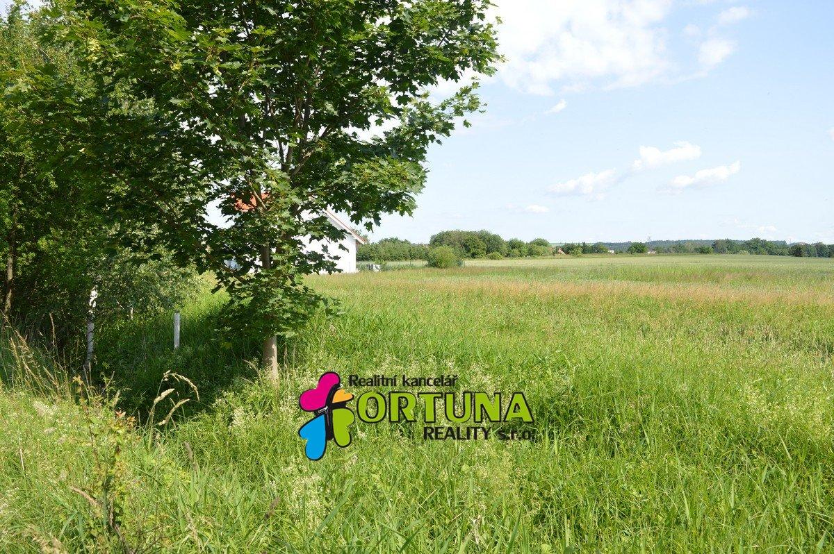 Prodej pozemku pro výstavbu rodinných domů - Nemanice, České Budějovice