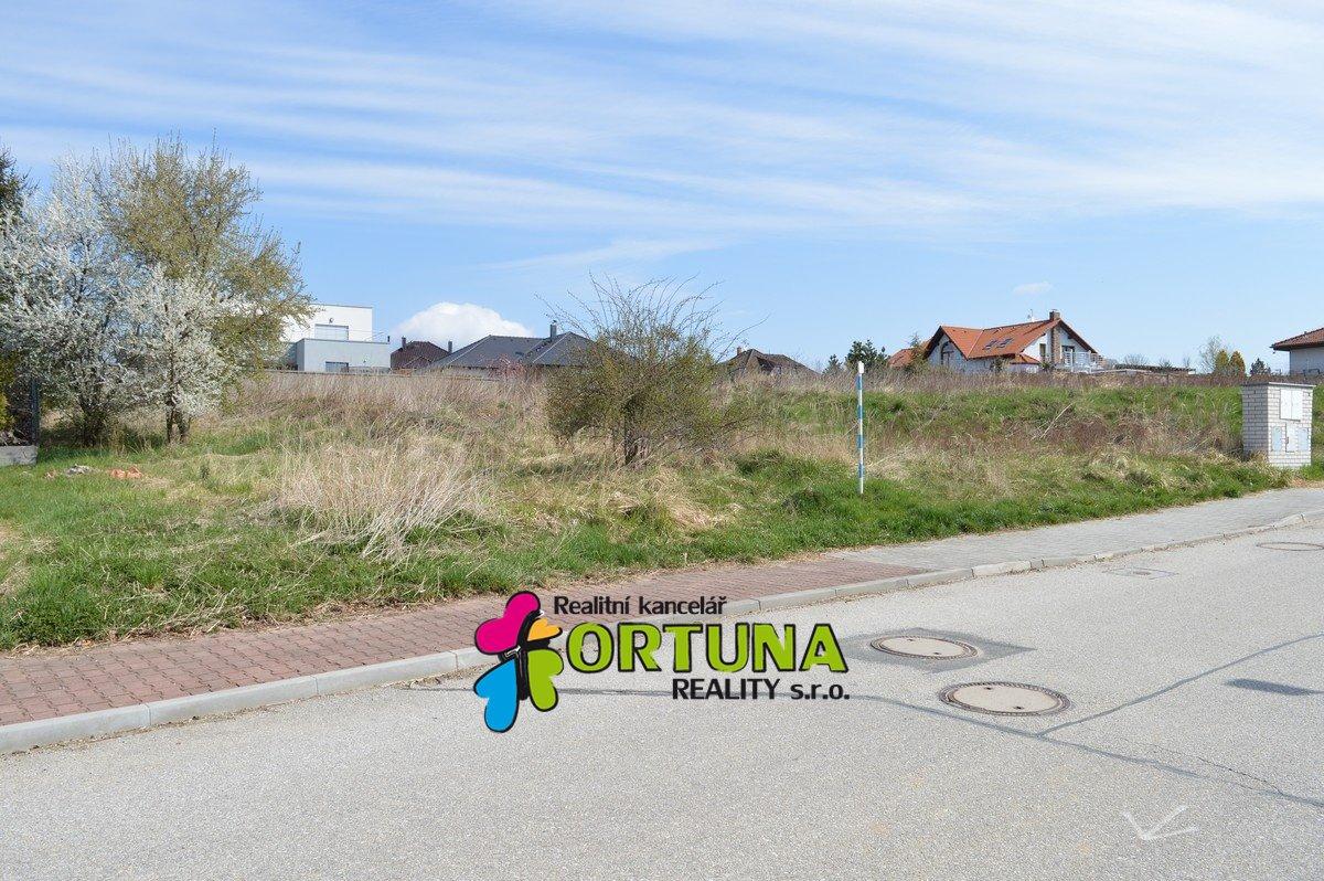 Pozemek pro výstavbu RD - Hlincová Hora