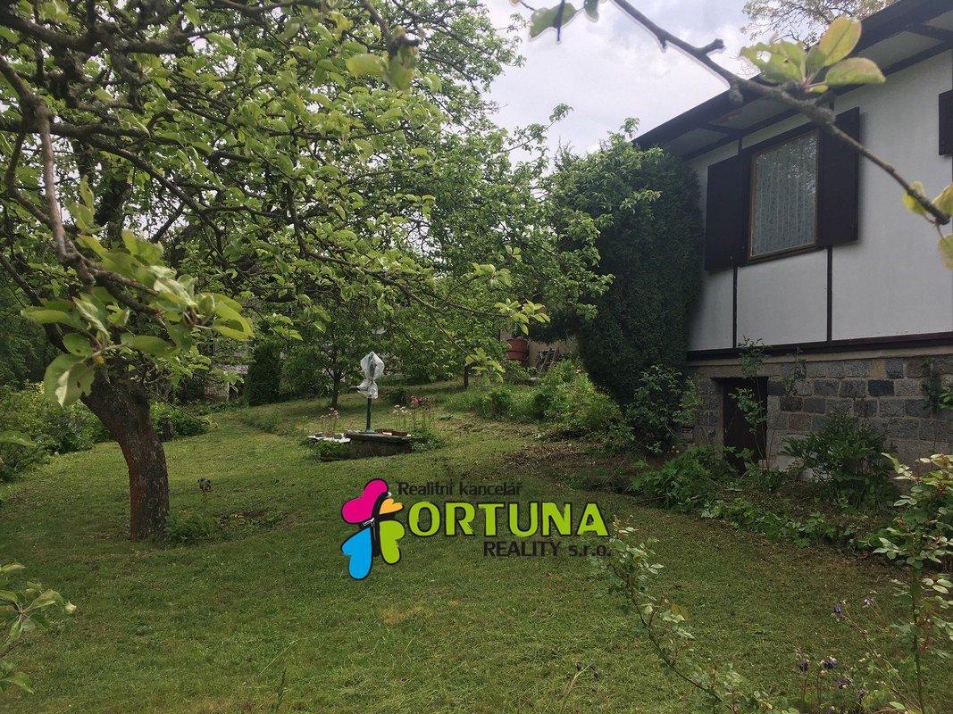 Prodej rekreační chaty s vlastním pozemkem, Třebotov - Solopisky