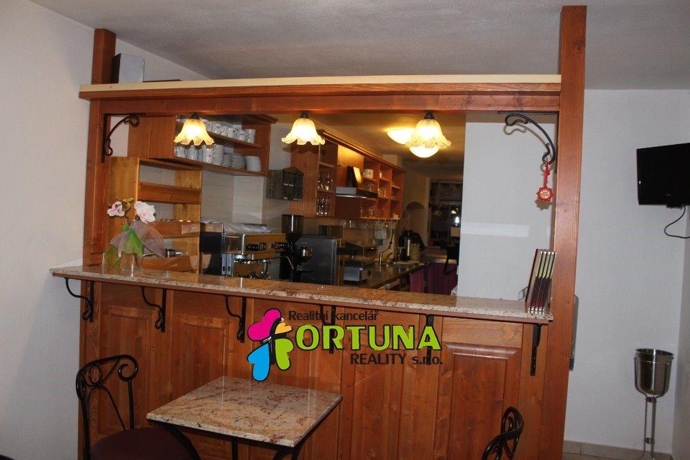 Dlouhodobý pronájem kavárny v centru města - Kněžská ul., České Budějovice